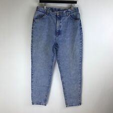 Vintage Lee Jeans - Relaxed Tapered Acid Wash - Tag Size: 16M (31x30) - #4879