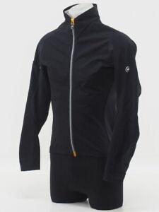 Assos Men's iJ.habu 5 Insulated Cycling Jacket Black Size Medium