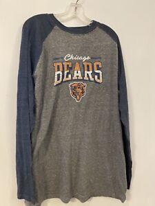 NFL Chicago Bears Fanatics Men's T Shirt Size XLT