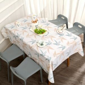 TV Cabinet Tablecloth Multi Purpose Towel Clean Picnic Tablecloth Home Simple