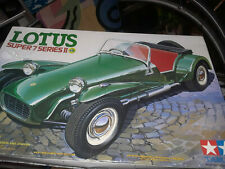 Tamiya Lotus Super 7 Series II 1/24 scale model kit