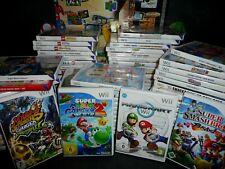 NINTENDO Wii || 70 SPIELE IN OVP || GARANTIE VOM HÄNDLER ||