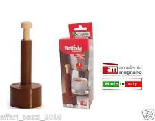 Battista Dosacaffe' Dosatore Caffè Caffettiera Moka Accademia Mugnano 1 Tazza