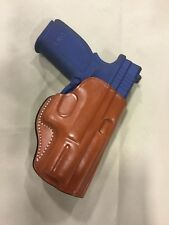 Leather Holster for SPRINGFIELD XD / XDM 3.8, S&W SD / 9VE / 40VE (# 5540 BRN)