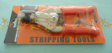 Automatic Wire Cable STRIPPER / STRIPPERS  for 1.0 to 3.2mm inc length guide NEW