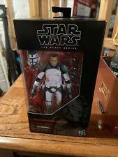 "Hasbro Star Wars The Black Series Clone Commander Wolffe 6"" Figure (E2259)"