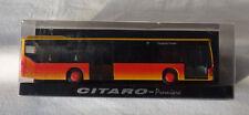 """Rietze 1:87  H0 MB Citaro Linienbus gelb/rot """" Citaro-Premiere """"  in OVP"""