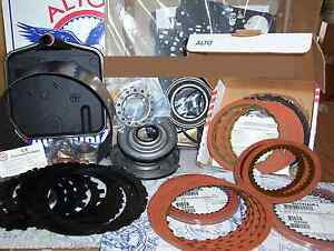 ALTO Red Eagle 700 700R4 Rebuild Kit W- 3-4 Power Pack Wide Carbon Band 1982-84