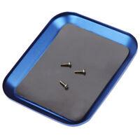 Rc Car Magnetic Screws Tray For Tamiya TT01 TT02 M05 Grasshopper Lunchbox Frog