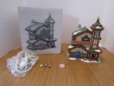 Dept. 56 Alpine Village 1997Spielzeug Laden #56192 Toy Store Please Read