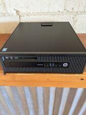 HP EliteDesk 800 G1 SFF I5-4590 500GB HDD Free Shipping!