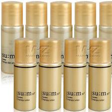 SU:M37 Losec Therapy Skin Softener Lotion Set 5.5ml x 20pcs SUM37 Korea Cosmetic