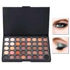40 Colores para Mujer Sombra De Ojos Cosméticos Maquillaje Mate Paleta Set
