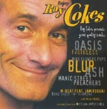 Enjoy Ray Cokes (34 tracks, 1996) Oasis, Manic Street Preachers, Ash, B.. [2 CD]