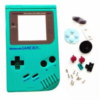 Teal Green Housing Shell Case For Nintendo Game Boy - Original GB DMG-01