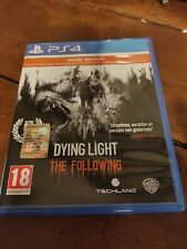 Dying light the following  ps4   italiano