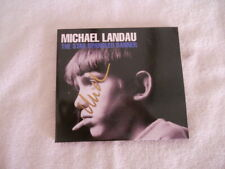 """Michael Landau """"The Star spangled Banner"""" Rare 2001 cd Signed By Michael  NEW"""