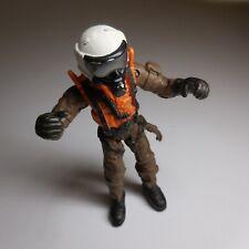 Figurine personnage militaire armée 2005 pilote avion vintage LANARD N6304