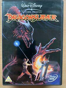 Dragonslayer DVD 1981 Walt Disney Cult Family Fantasy Film Movie Classic