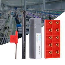 Internal Lathe Threading Boring Bar Turning Tool Holder 10x Insert Snr0010k11 Us