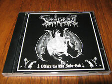 "VOMIT CHURCH ""Offers to the Sado-God"" CD morbosidad beherit"