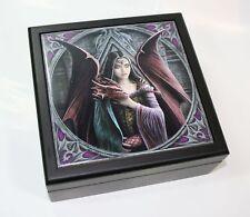 Schmuckkästchen Drache Drachen Dragon Elfe Anne Stokes Gothic NEU 766-8365