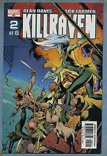 Killraven #2 2003 Alan Davis Marvel Comics b