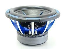 "NEW POWER ACOUSTIK MOFO-104X 2400 WATT 10"" DUAL 4 OHM CAR AUDIO SUBWOOFER"