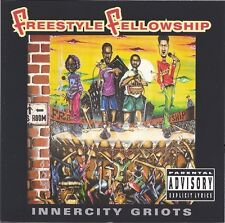 Freestyle Fellowship/Innercity griots * NEW CD * NUOVO *