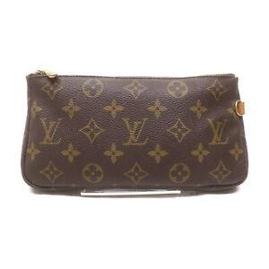 Louis Vuitton LV Cosmetic Pouch Bag Sac Shopping'pouch Browns Monogram 1134741