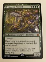 1x NYXBLOOM ANCIENT *PROMO* MTG TBD - MT/NM Pack Fresh COMMANDER EDH Ramp Star