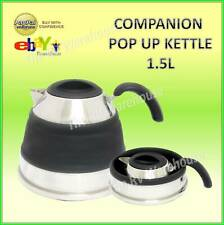 COMPANION POPUP KETTLE 1.5L BLACK COMPANION