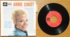 EP pop 1966 Annie CORDY Chez Columbia N° ESRF 1721 Ⓜ - Ensemble proche du NEUF