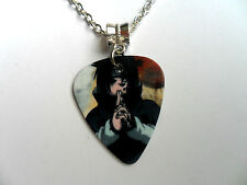 Naruto Anime  Guitar Pick  //  Plectrum  Silver or Leather   Necklace