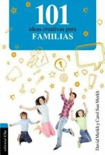 101 Ideas creativas para la familia (Spanish Edition)-ExLibrary