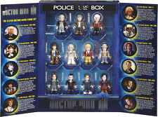 DOCTOR WHO The Eleven Doctors 50th Anniversary Micro-Figure Set (Character) #NEW