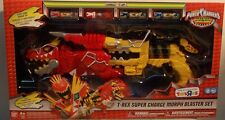 Power Rangers Dino Supercharge T-Rex Super Charge Morph Blaster GiftSet Morpher