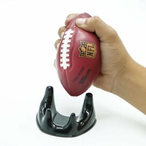 PITTSBURGH STEELERS FOOTBALL STRESS BALL DISPLAY TEE STAND RELIEF FOAM NFL