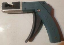Amp 58074-1 Crimper Crimp Tool with Die Head 58247-1 Terminating Tool Tyco Vg