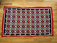 Vera Bradley Scarf Sun Valley Large Rectangle Wrap Sarong 71x43