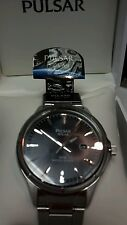 Pulsar solar powered gents watch