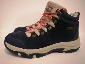 SKECHERS memory foam, waterproof walking, hiking Boots Size UK 5 EU 38