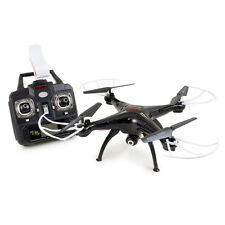 Syma X5SW 2.4G RC Quadcopter Wifi FPV CF w/ 0.3MP Camera RTF Black