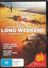 LONG WEEKEND - NEW & SEALED DVD FREE LOCAL POST