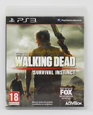 THE WALKING DEAD SURVIVAL INSTINCT - PLAYSTATION 3 PS3 PLAY STATION - PAL ESPAÑA