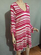 Autograph Tunic Striped Plus Size Tops & Blouses for Women