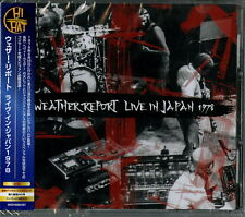 WEATHER REPORT-LIVE IN JAPAN 1978-IMPORT 2 CD G27