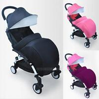 UN3F  Universal Warm Baby Stroller Foot Muff Buggy Pushchair Pram Foot Cover