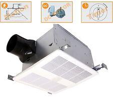KAZE SED110M 80-140 Multi Speed DC Motor Bathroom Exhaust Bath Fan Motion Sensor