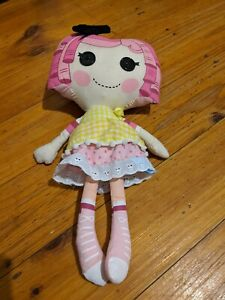 Lalaloopsy Crumbs Sugar Cookie Plush Doll Toys 35cm Tall